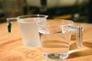 環境と品質に配慮した水へのこだわり